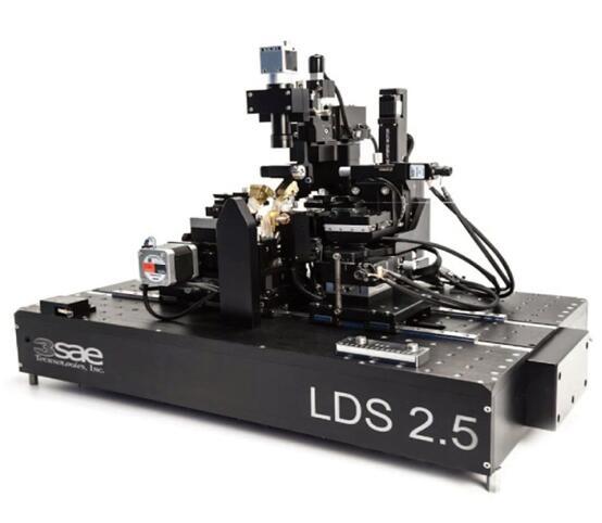 特种光纤熔接处理工作站 LDS 2.5